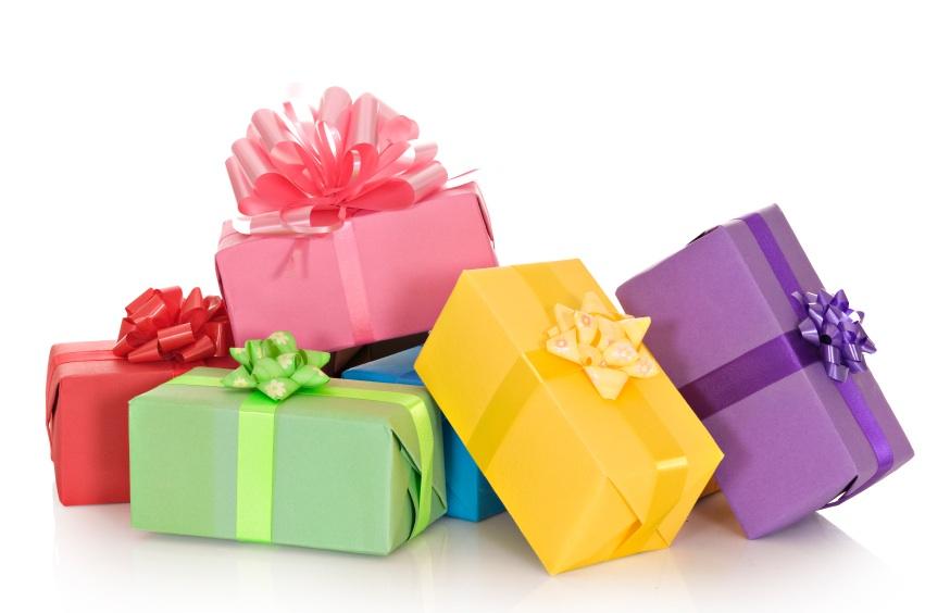 Упаковка подарков в окей 70